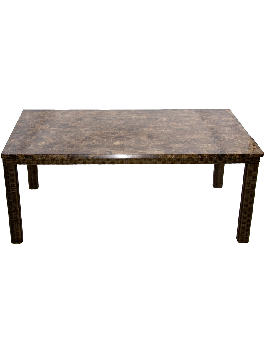 39 etro granite 39 dining tables daydream leisure furniture for Granite dining table