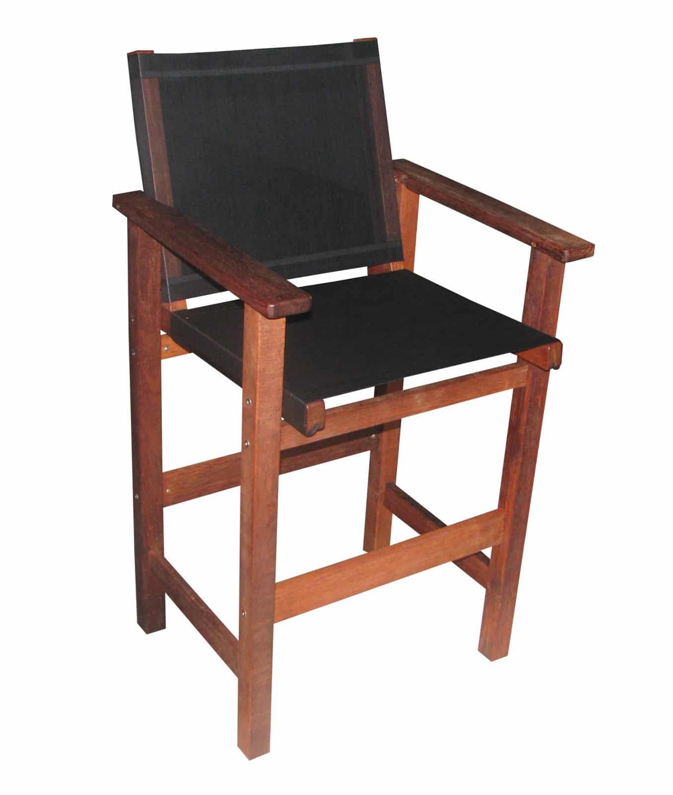Kwila Sling Bar Chair Daydream Leisure Furniture