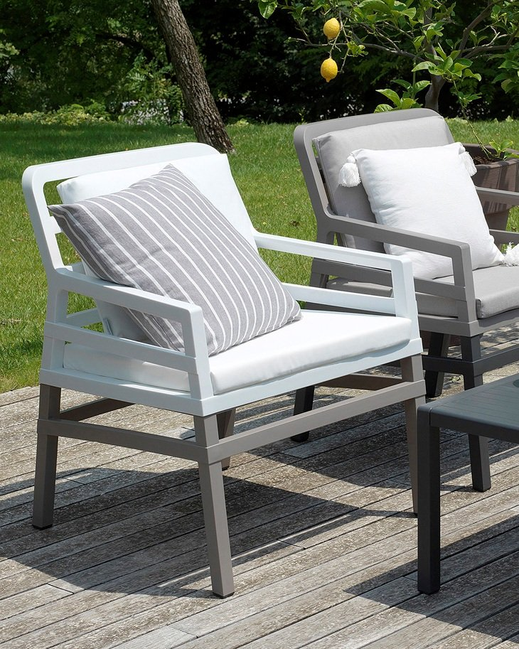 Nardi Patio Furniture.Nardi Aria Arm Chair